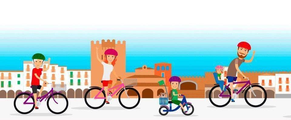 XLI edición de la Fiesta de la Bicicleta 2019 en Cáceres