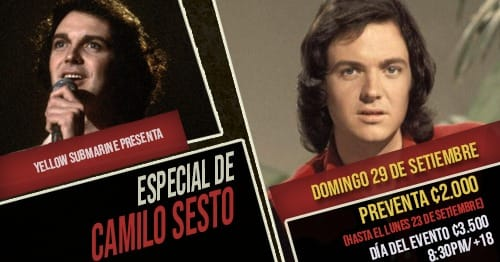 Especial Camilo Sesto