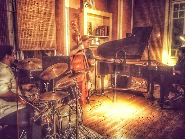 Caribbean Jazz   Karlos Rotsen Trio