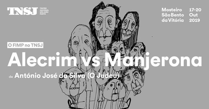 Alecrim vs Manjerona