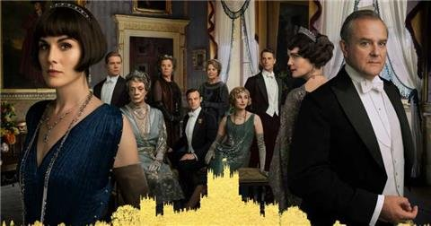 Cinema :: Downton Abbey