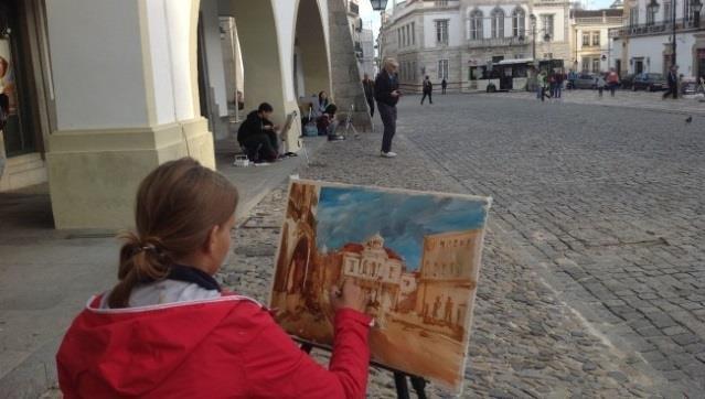 20º Encontro Internacional de Arte Jovem - ÉVORA 2019 | Exposições