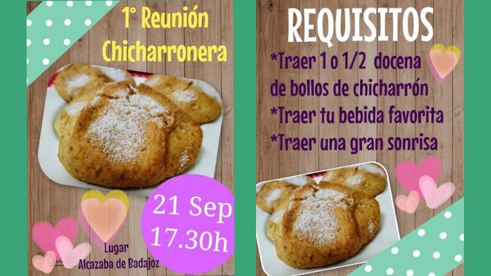 1º Reunión Chicharronera
