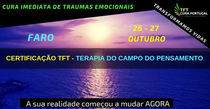 TFT - Cura imediata Traumas Emocionais