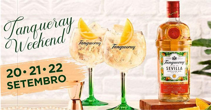 Tanqueray Weekend | Jupiter Algarve Hotel