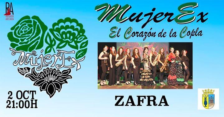 MujerEx en Zafra