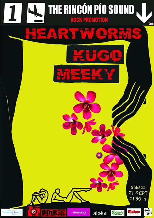 Heartworms. Kugo. Meeky