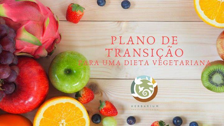 Plano de transição para uma Dieta Vegetariana