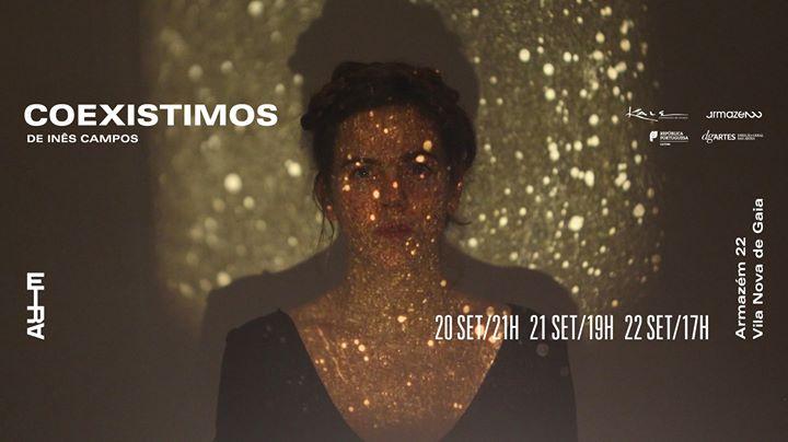 Coexistimos, de Inês Campos | Vila Nova de Gaia