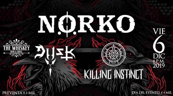 NORKO , Dusk & Killing Instinct