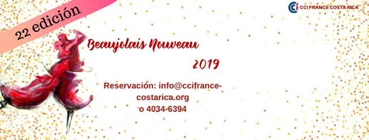 Noche francesa Beaujolais Nouveau 2019- Edición 22