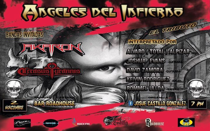 Tributo Angeles Del Infierno