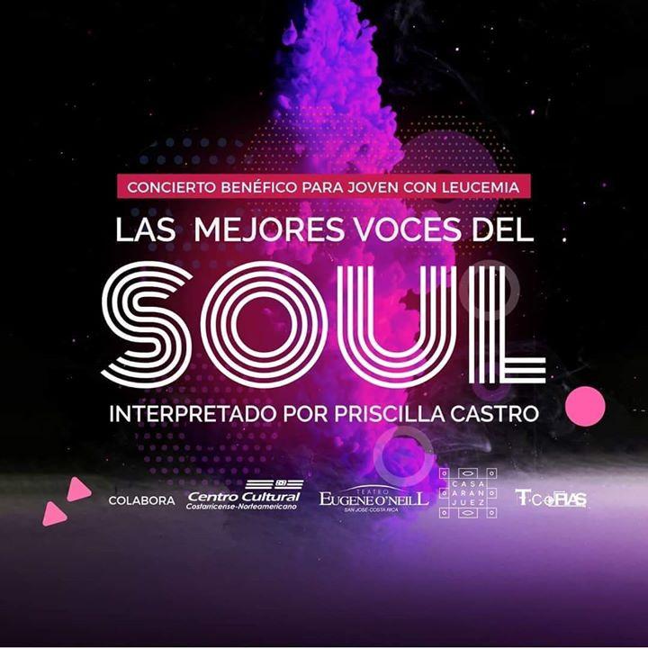 Concierto: *Las mejores voces del Soul*