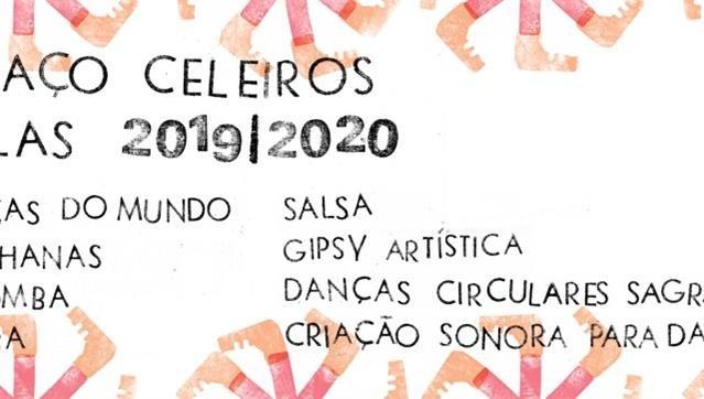 Início das Aulas Regulares no Espaço Celeiros 2019/20