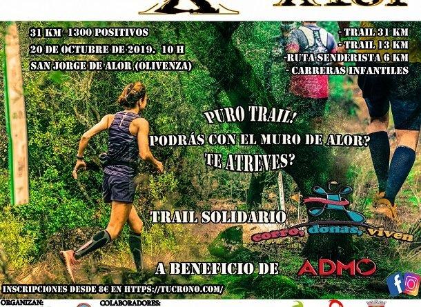 Trail solidario Revienta X Alor