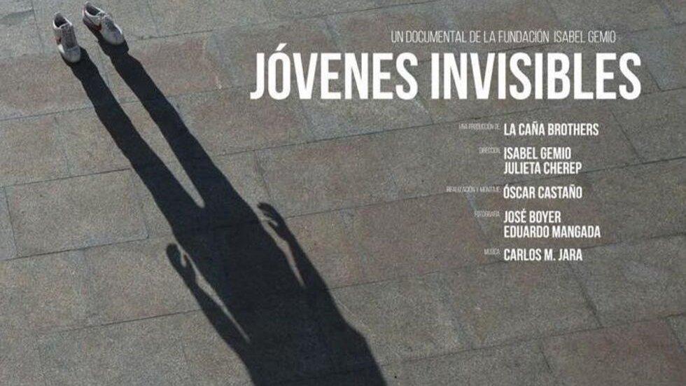 """Inauguración y proyección del documental """"Jóvenes invisibles"""" - SECiNDI"""