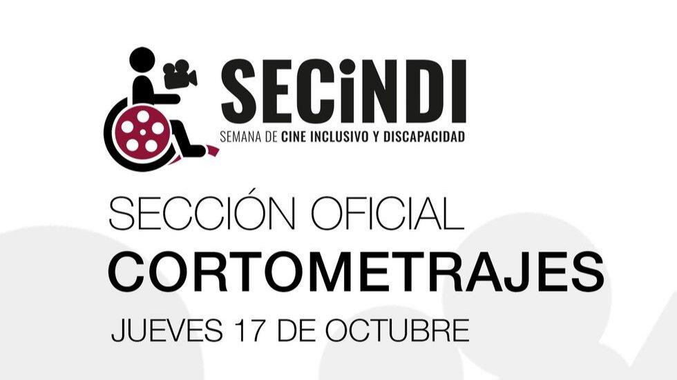 Sección oficial de cortometrajes - SECiNDI