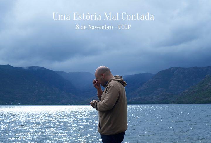 Uma Estória Mal Contada' - Miguel Ramos, Apresentação do disco.