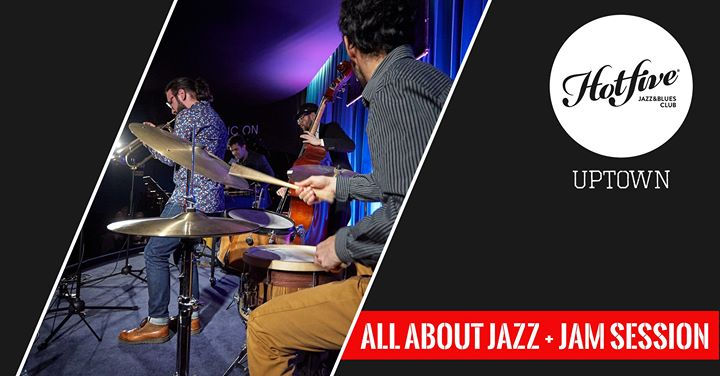 All About Jazz + Jam Session