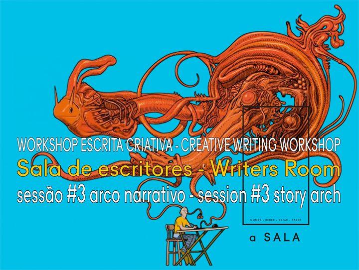 Sala de Escrita - Writers Room