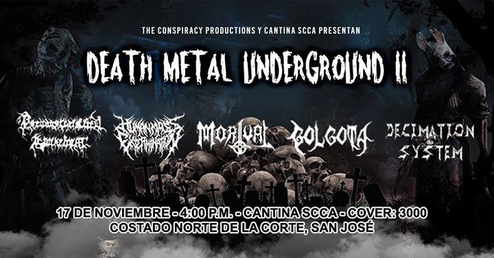 Death Metal Underground II