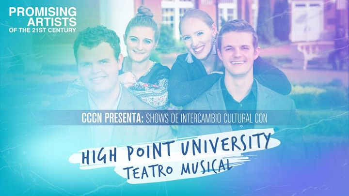 High Point University: Teatro musical gratuito