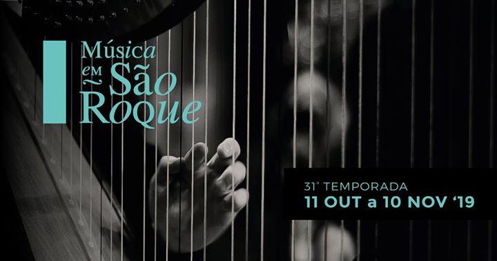 Camerata Atlântica | Temporada de Música em São Roque