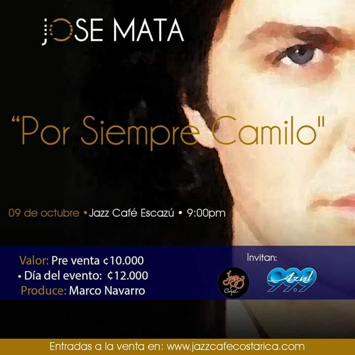 Por Siempre Camilo Interpretado Por Jose Mata