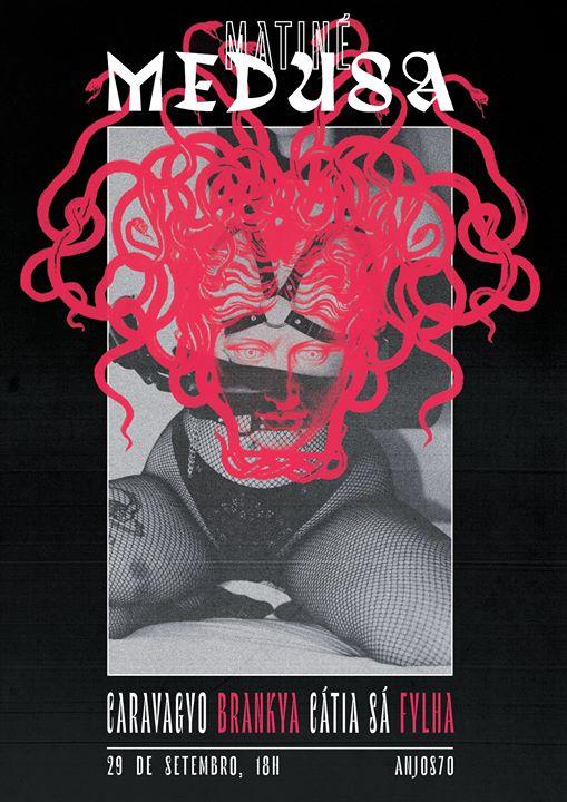 Medusa#22 ~caravagyo~brankya~fylha~cátia sá