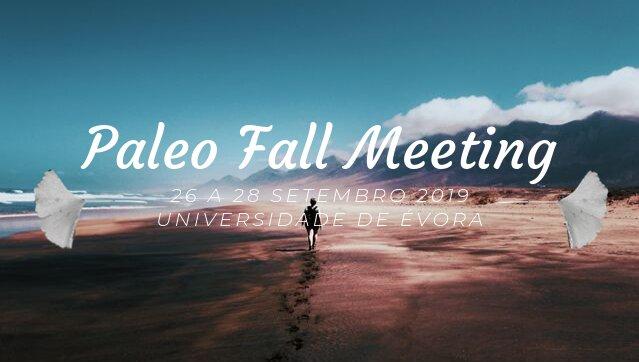 Paleo Fall Meeting