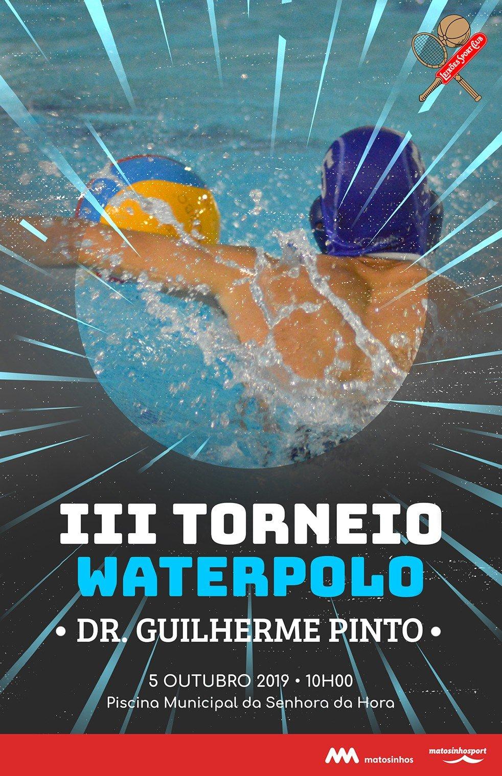 III Torneio Waterpolo