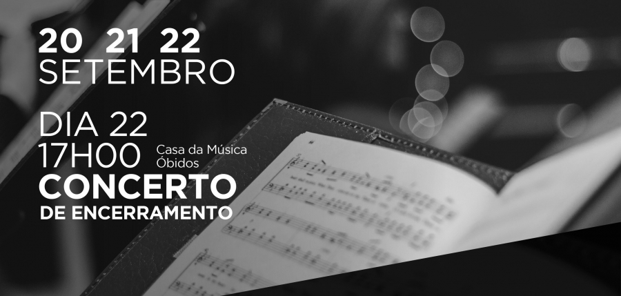 Concerto de Encerramento do Workshop da Voz e Coro