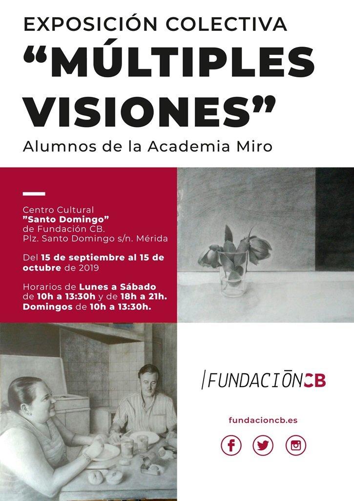 Exposición colectiva 'Múltiples visiones'