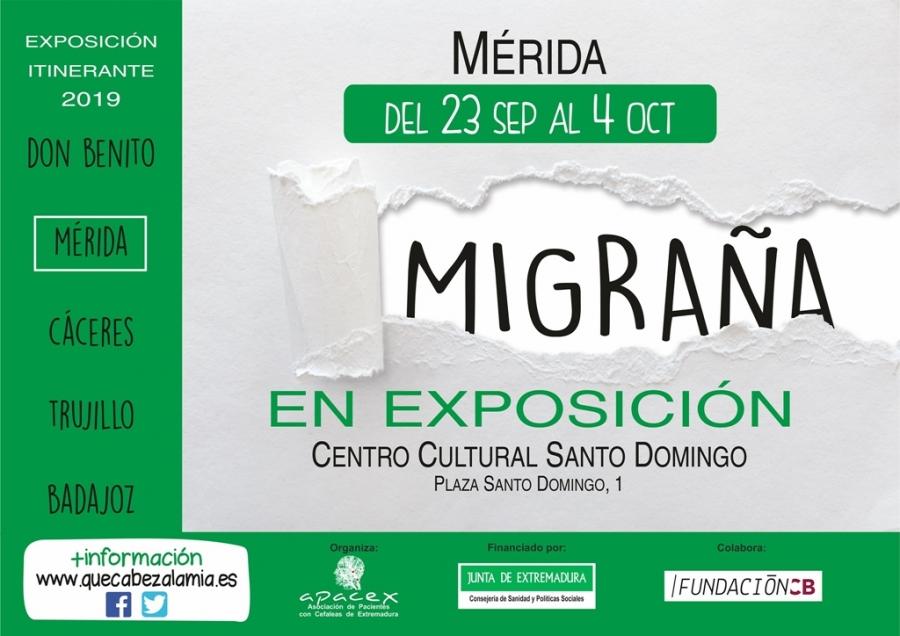 'Migraña', en exposición