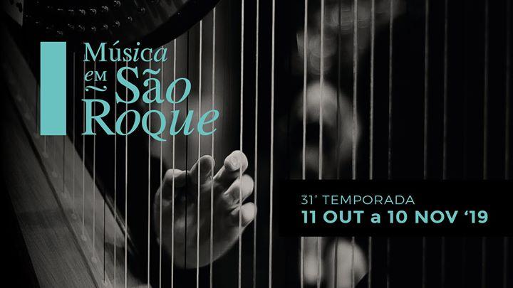 Música em São Roque'19 | Ouvidos para a Música: Sessão 3