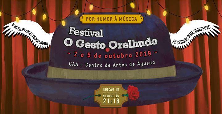 18º Festival O Gesto Orelhudo