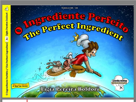 O Ingrediente Perfeito / The Perfect Ingredient
