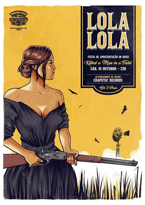 Lola Lola & Chaputa! Recs