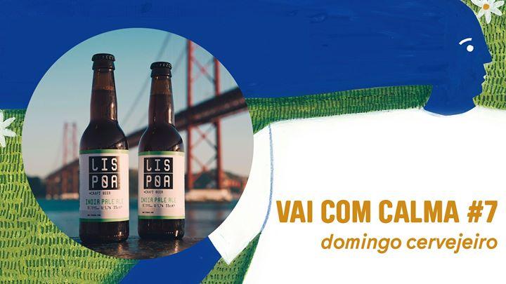 VAI COM CALMA #7 | domingo cervejeiro do VALSA