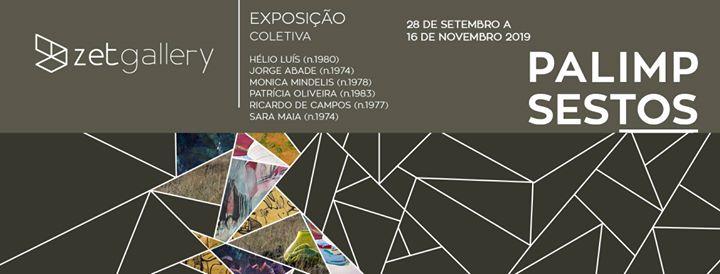 Palimpsestos: inauguração da exposição   exhibition opening
