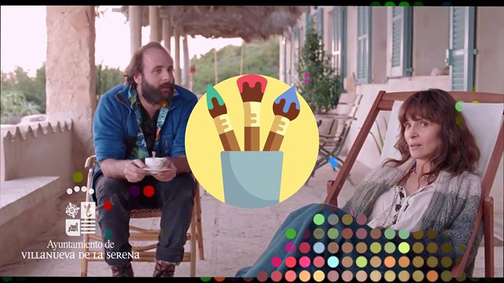"""Filmoteca de Extremadura """"Dobles Vidas"""" de Olivier Assayas."""