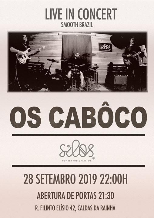 Os Cabôco e Silos Contentor Criativo apresentam: 'Smooth Brazil'