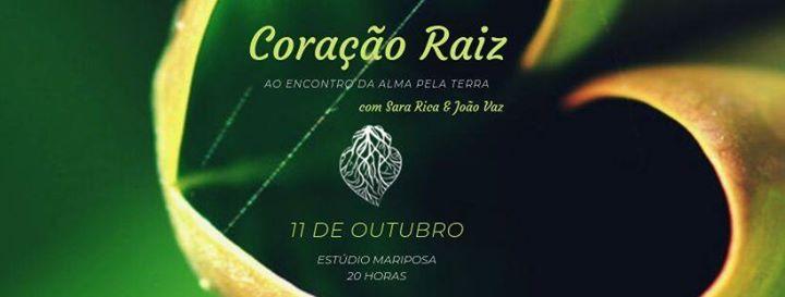 Coração Raiz - Círculo Misto | Lisboa