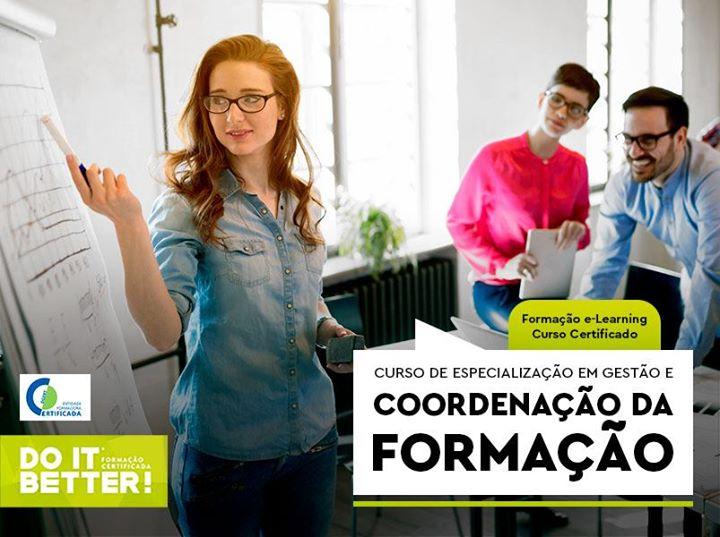 Formação Pedagógica Inicial de Formadores (E-Learning)