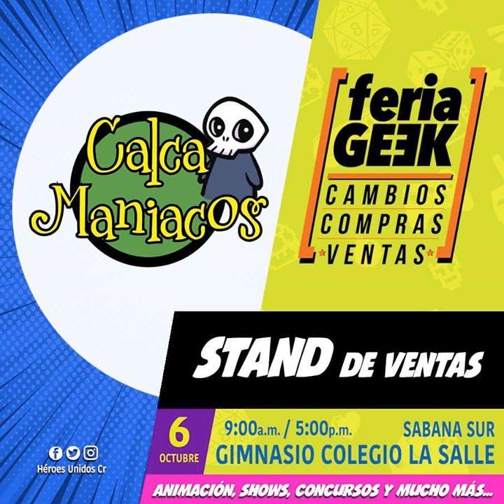 Feria Geek