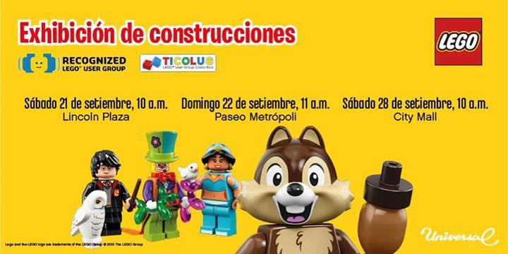 Exhibición de Construcciones LEGO®