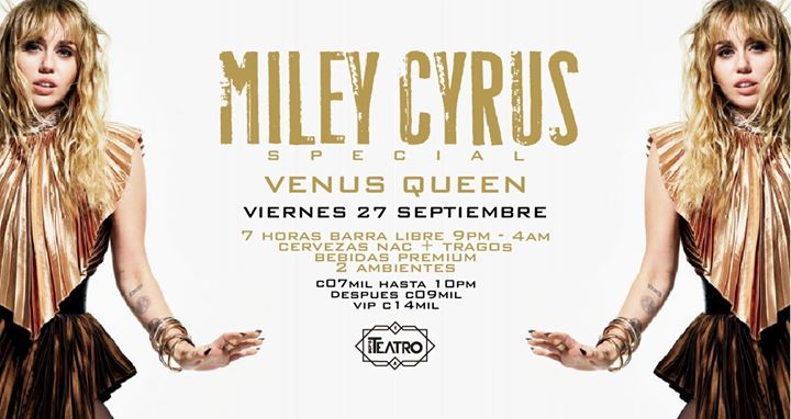 Miley Special - Vier 27 Sept