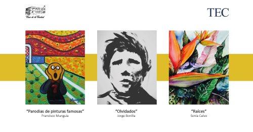 Tres exposiciones en Casa de la Ciudad