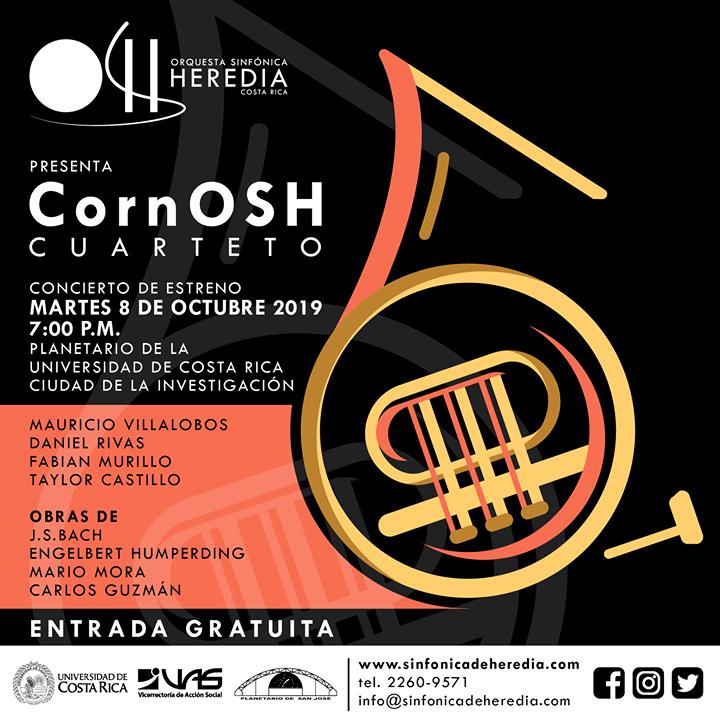 CornOSH | Música bajo las Estrellas