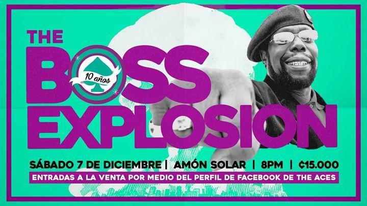 The Aces Boss Explosion - Mr. Symarip